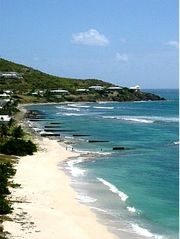 St. Croix house photo - Grapetree Beach