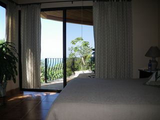 Dominical villa photo - View from bedroom