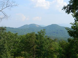 Hayesville cabin photo - View