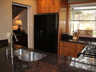 Sunriver house photo - Remodelled Kitchen
