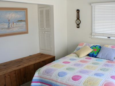 Cozy Guest Bedroom # 3 with an Ocean View