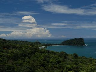 View from Upper Deck - Manuel Antonio villa vacation rental photo