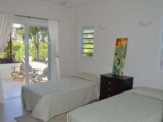 Providenciales - Provo condo photo - Balcony View from Lakeshore 3 bedroom Town home - Providenciales