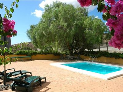 Cottage for 7 people, with swimming pool, in Telde