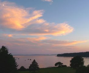 Enjoy Our Beautiful Sunsets and Amazing Star Gazing! - West Tremont cottage vacation rental photo