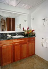 Waikiki condo photo - Lovely bath with tub / shower