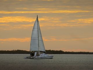 Key Largo cottage photo - We give out a FREE sunset cruise to all our guests...