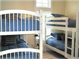 Bunkroom for the kids