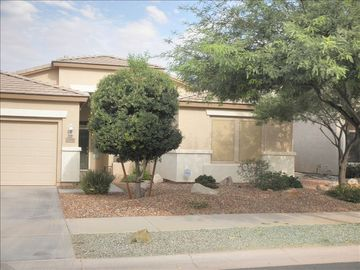 Queen Creek house rental - Street view