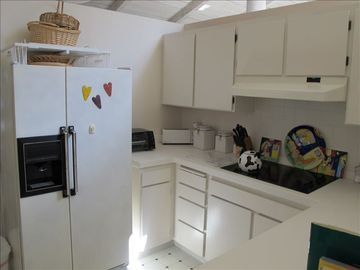 Portion of Kitchen, Fully Equipped