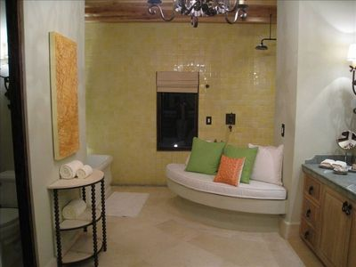 One of the Master Suite Bathrooms - very spacious