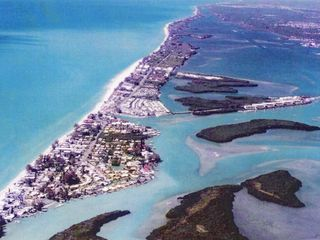 Englewood house photo - Aerial view of Lemon Bay and Englewood Beach a few minutes away.