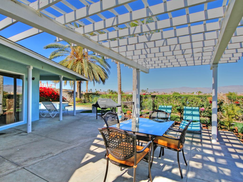 ... Patio Plus Palm Desert By Garden Home With Pool Amp Spa In The Heart Of  Vrbo ...