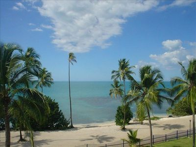Cabo Rojo condo rental - View from the balcony
