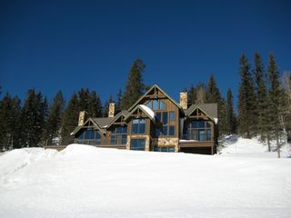 Durango house photo - Winter at Colorado Mountain Meadows