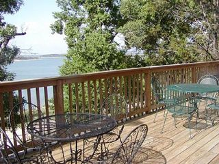 Canyon Lake house photo - Deck Overlooking the Water