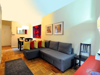 East Village Charmer - Near Subway, Citi Bikes, Shopping + Dining