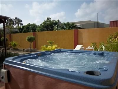 jacuzzi/ plung pool