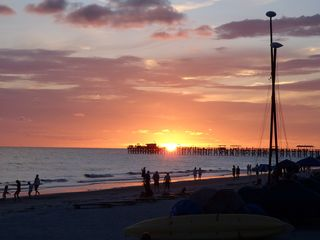 Redington Beach condo photo - Enjoy the most gorgeous sunsets in the Gulf!
