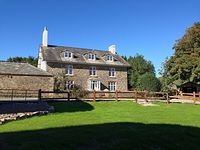 Luxury Holiday Rental For 16 People - ANRAN Manor @Tidwell Farm -