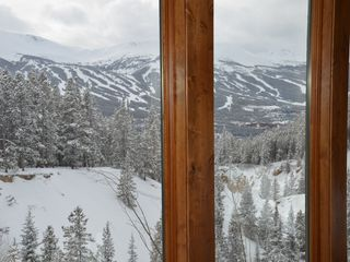 Breckenridge townhome photo - no words can due this view justices