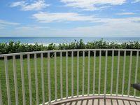 Majestic Oceanfront views from the first floor!