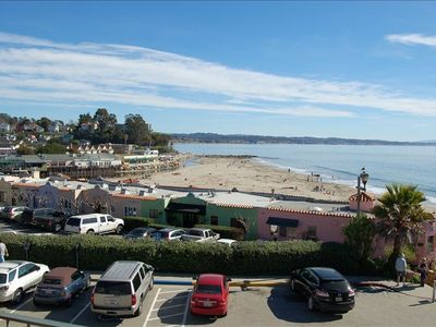 Capitola Village From the Front Deck!