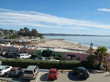 Capitola condo rental - Capitola Village From the Front Deck!