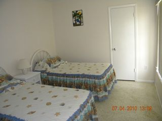 Port Charlotte house photo - Twin Bedroom with TV