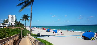 Hollywood Beach, Florida (October 2012)