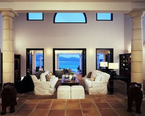 Anguilla villa photo - Great Room