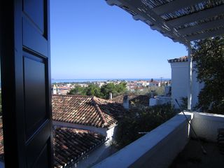 Spetses Island house photo - Balcony View 2