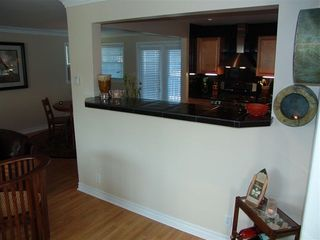 Fort Erie house photo - Living Room To Kitchen Bar