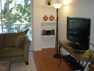 Partial view of living room - Kissimmee condo vacation rental photo