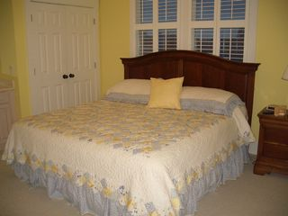 Bald Head Island house photo - Crofter suite with full bath