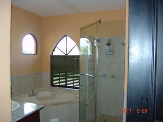 Playa Las Lajas house photo - Main bathroom