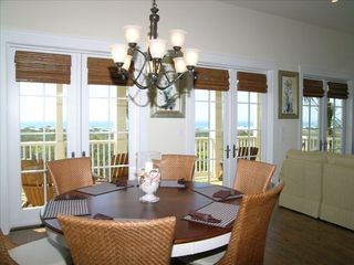 Santa Rosa Beach house photo - Dining Room 2nd floor