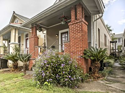 NEW! Classic 1BR New Orleans Home - Close to Ferry