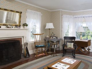 Monomoy house photo - Living Room