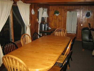Dining Room in Ranch. Room enough to seat at least 12.