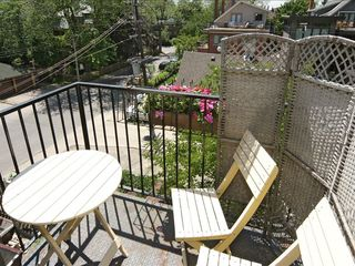 Toronto apartment photo - Balcony 2