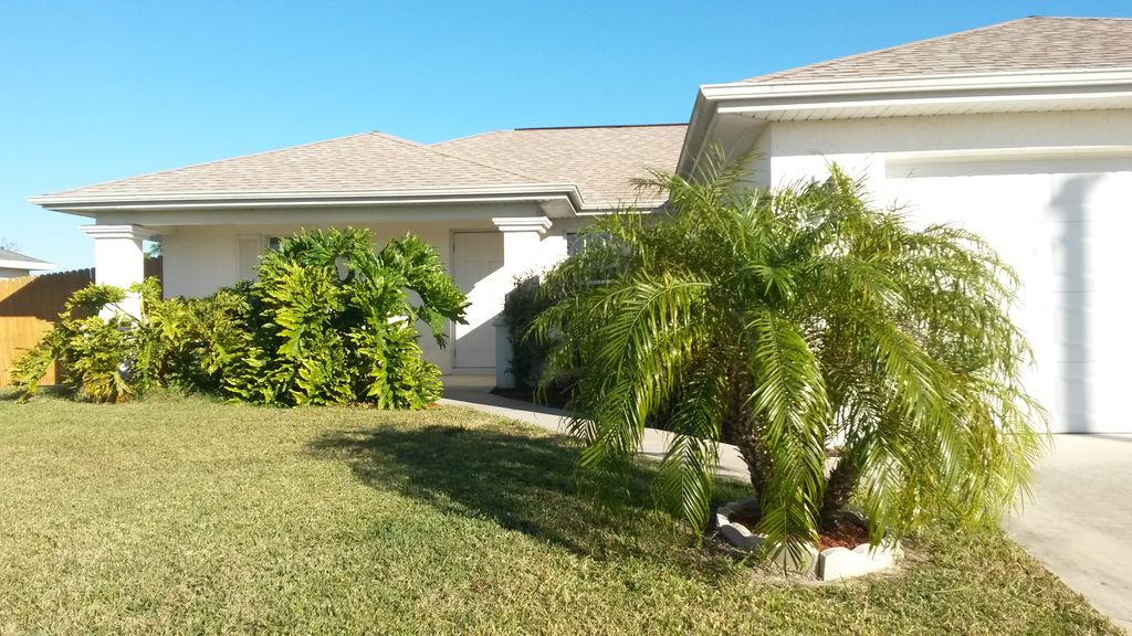 Holiday House In Cape Coral Florida Usa Homeaway Cape