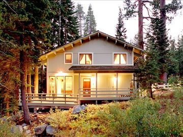 Alpine Meadows cabin rental - Charming Mountain Cabin