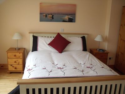 Dingle Peninsula house rental - 5' Bed - 3rd Floor bedroom