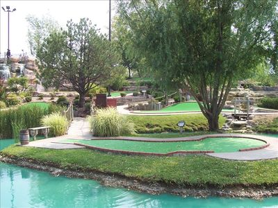 Osage Beach condo rental - Entertain the kids at Putt Putt!!!