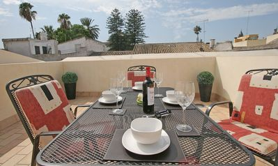 Plaza Mirabal 8 - Private roof terrace
