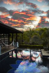 Atenas villa photo - Ahhh.. Gorgeous Costa Rica Sunsets!!!