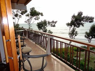Jama house photo - Terrace with beautifull ocean view