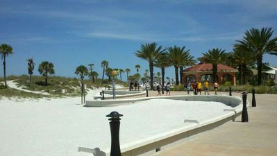 Clearwater Beach Walk