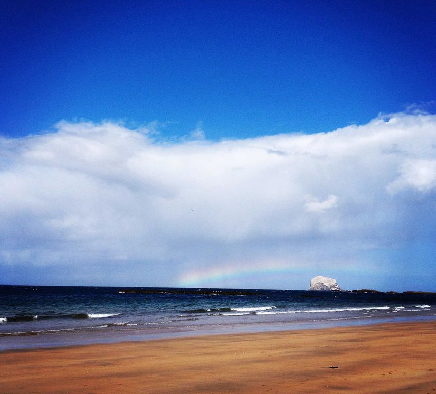 North Berwick - Luxury one bed apartment near beach, bars and restaurants